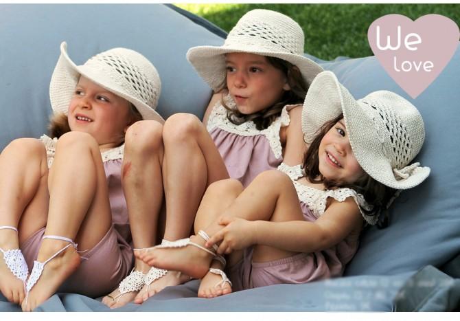3 pommes moda infantil
