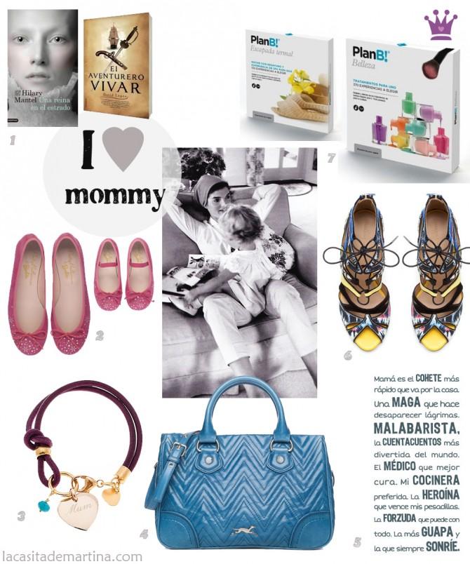 Blog de Moda Infantil, La casita de Martina, Carolina Simó,  Regalos día de la Madre, Bimba y Lola