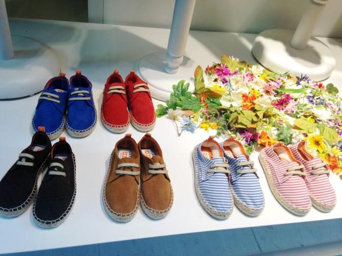Espadrilles Loewe, Zapatillas esparto Loewe, Blog de Moda Infantil, La casita de Martina, Carolina Simó