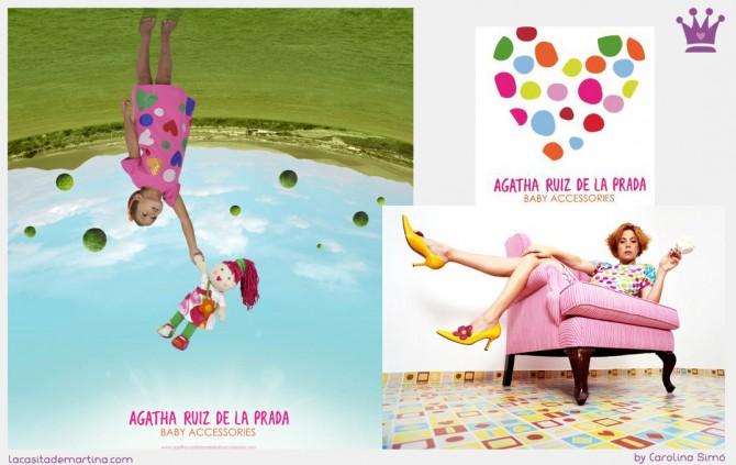 Sorteo, Agatha Ruiz de la Prada, Blog de Moda Infantil, La casita de Martina, Carolina Simó