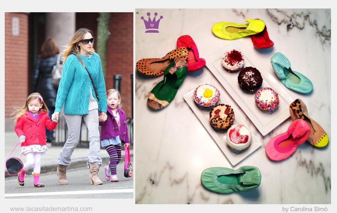 Yosi samra las bailarinas m s trendy para las hijas de sarah jessica parker blog de moda - Monalisa moda infantil ...