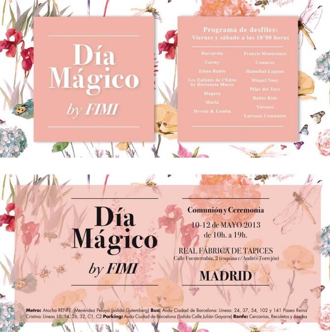 Día Mágico by Fimi, Blog de Moda, Blog de Moda Infantil, Blog de Moda Premamá, La casita de Martina, Carolina Simó
