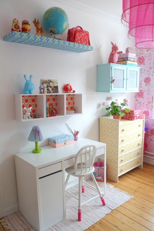 Habitaciones para niños, Habitaciones para estudiar, Blog de Moda Infantil, Decoración de Habitaciones, Carolina Simó