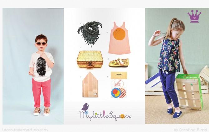 My Little Square, La casita de Martina,Tienda online niños, Blog de Moda Infantil.