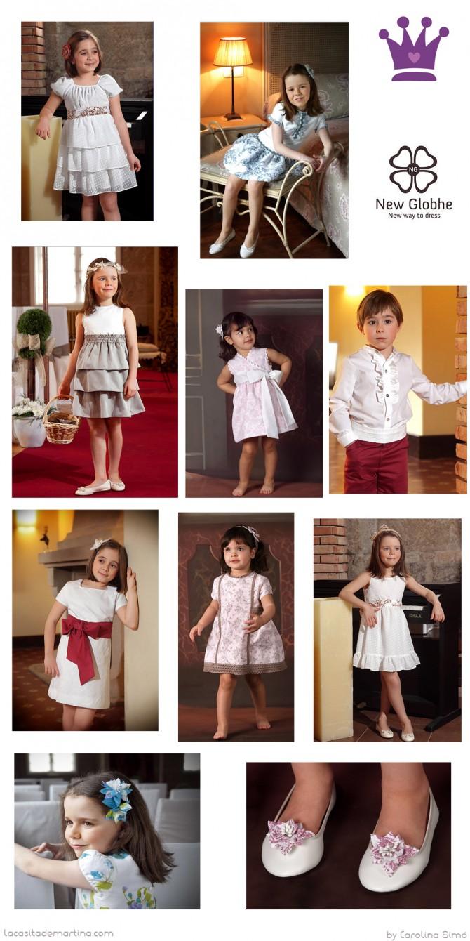 New Globhe, Blog de Moda Infantil, La casita de Martina, Carolina Simó,  Ropa de vestir niños