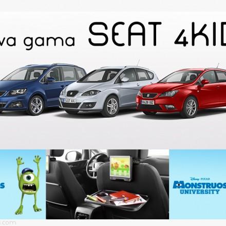 Nueva Gama Seat 4kids, La casita de Martina, Blog de Moda Infantil, Carolina Simó