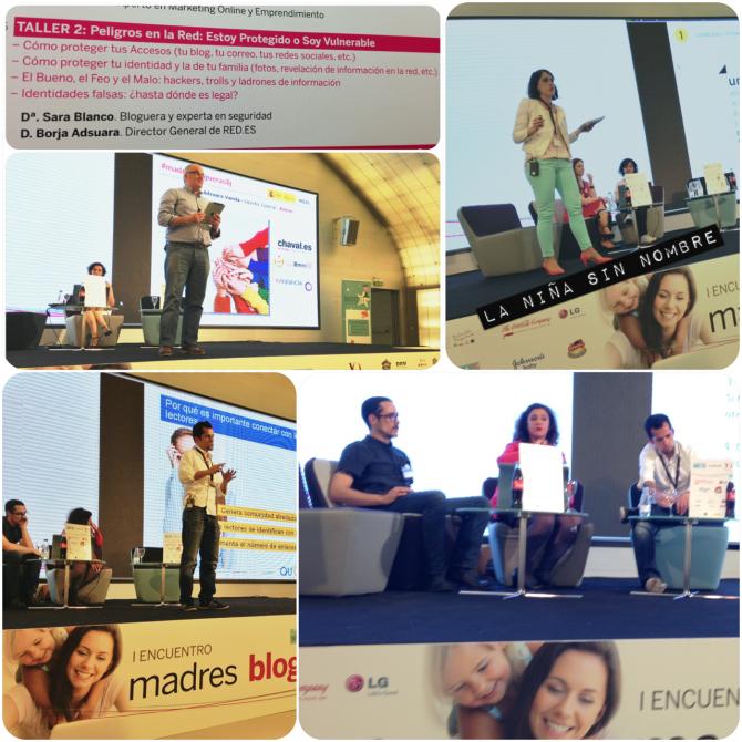 I encuentro de madres blogueras, Madresfera, Yo Dona, La casita de Martina, Blog de Moda Infantil