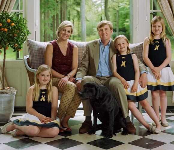 Reyes de Holanda, Princesas de Holanda, La casita de Martina, Pili Carrera, Blog de Moda Infantil