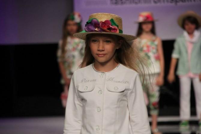 Desigual, Pitti Bimbo, Blog de Moda Infantil, La casita de Martina, Carolina Simo