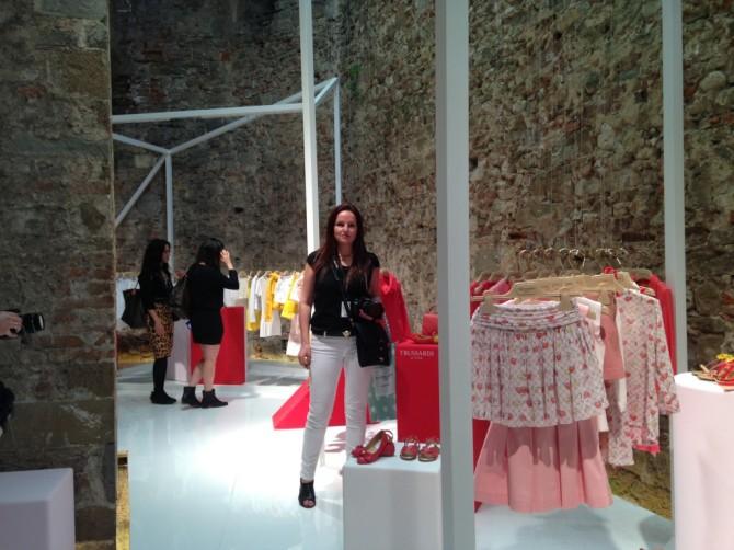 Trussardi Junior, La casita de Martina, Pitti Bimbo, Blog de Moda Infantil, Carolina Simó
