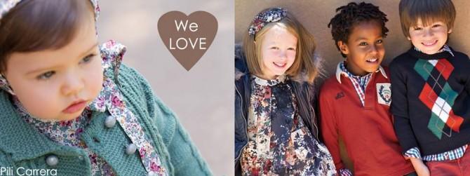 Pili Carrera Moda Infantil, La casita de Martina, Blog de Moda Infantil, Carolina Simó