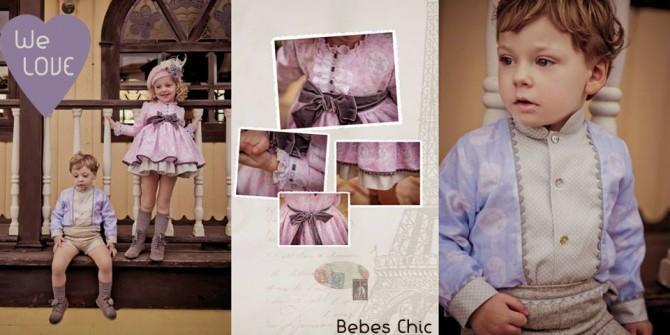 Bebés Chic moda infantil, Coleccion Moda Infantil invierno 2013 2014,La casita de Martina, Blog de Moda infantil