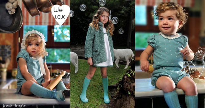 Jose Varon e Hijos Moda Infantil, La casita de Martina, Blog de Moda infantil