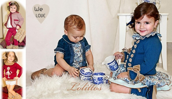 Lolittos, Coleccion Moda Infantil invierno 2013 2014,La casita de Martina, Blog de Moda infantil