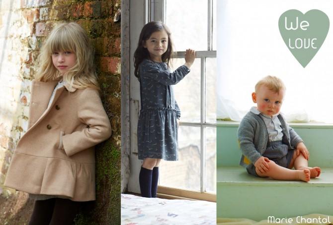 Marie Chantal, Coleccion Moda Infantil invierno 2013 2014,La casita de Martina, Blog de Moda infantil