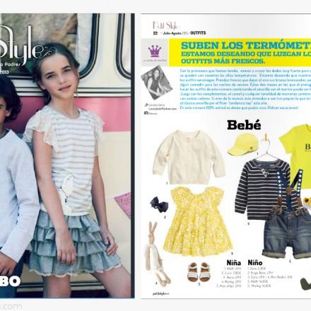 Petit Style revista Moda Infantil, Blog de moda infantil,  La casita de Martina,  Carolina Simó