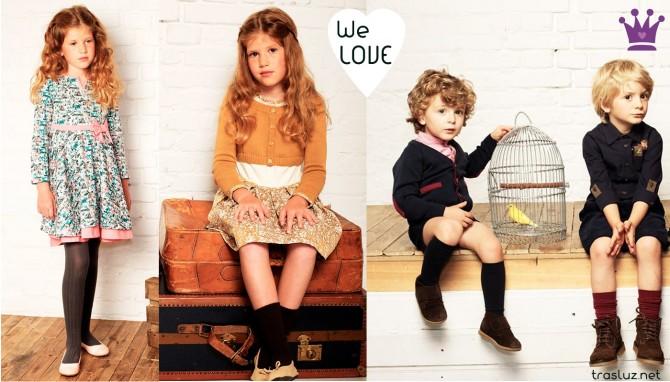 Trasluz Moda Infantil, La casita de Martina, Blog de Moda infantil