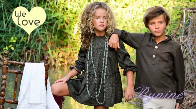 By Niné, Bynine, Coleccion Moda Infantil invierno 2013 2014,La casita de Martina, Blog de Moda infantil