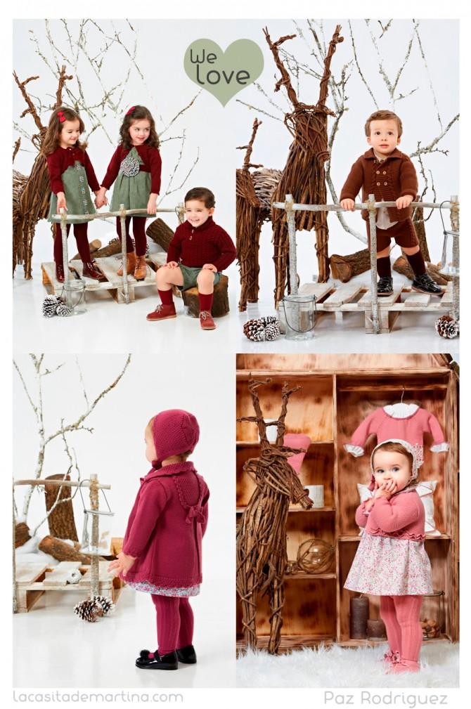 Paz Rodriguez, Coleccion Moda Infantil invierno 2013 2014,La casita de Martina, Blog de Moda infantil
