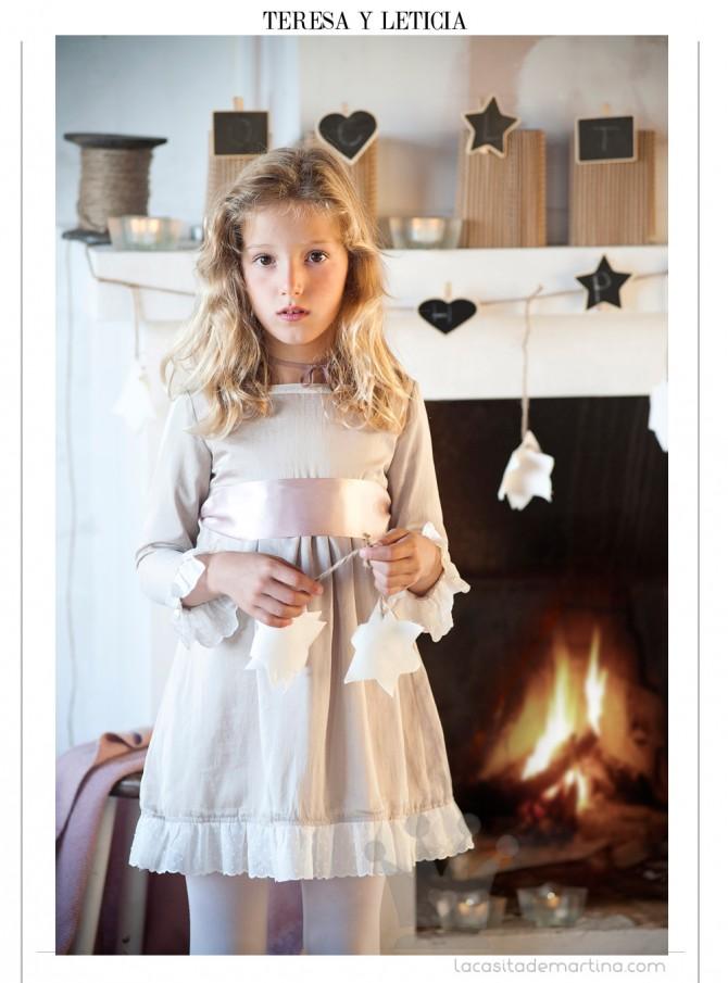 moda infantil teresa y leticia