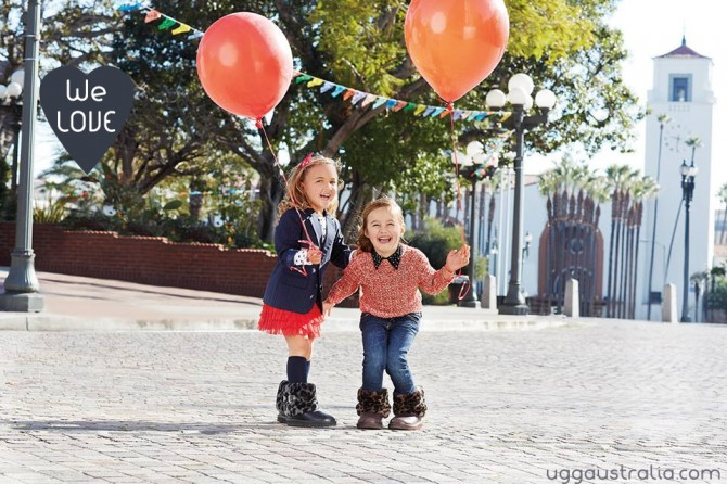 UGG KIDS, Coleccion Moda Infantil invierno 2013 2014,La casita de Martina, Blog de Moda infantil