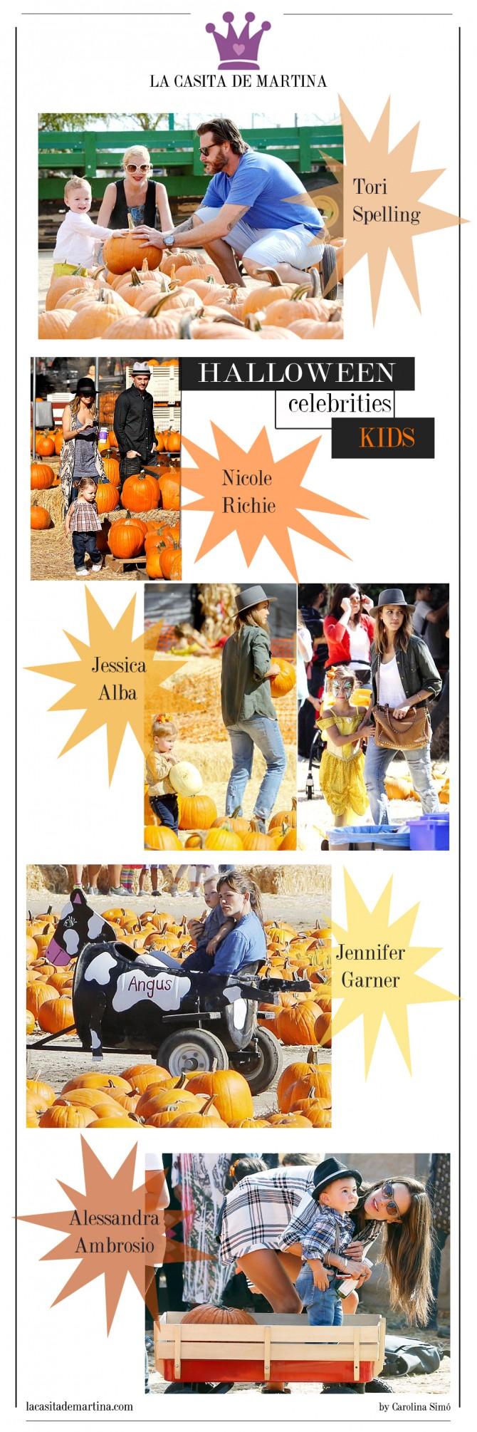 Halloween, Blog Moda Infantil, La casita de Martina, Carolina Simo