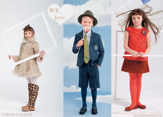 I Pinco Pallino, Coleccion Moda Infantil invierno 2013 2014,La casita de Martina, Blog de Moda infantil