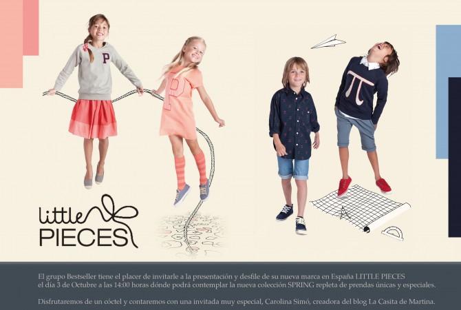 Little Pieces, Blog Moda Infantil, La casita de Martina