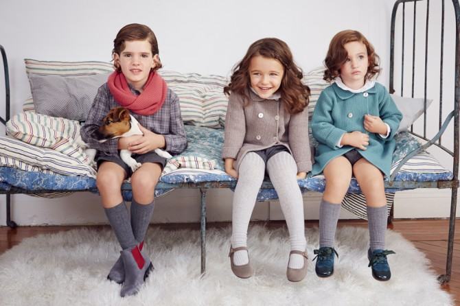Mi pequeño Lucas, Marca Moda Infantil, Blog Moda Infantil, La casita de Martina