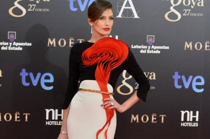 Nieves Álvares, N+v, Blog Moda Infantil, Premios Goya, La casita de Martina