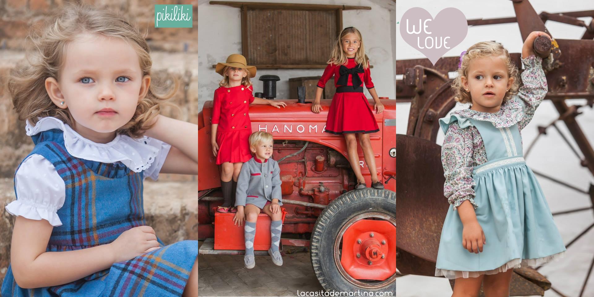 Marcas we love de moda infantil invierno 2014 pikiliki for La casita de martina