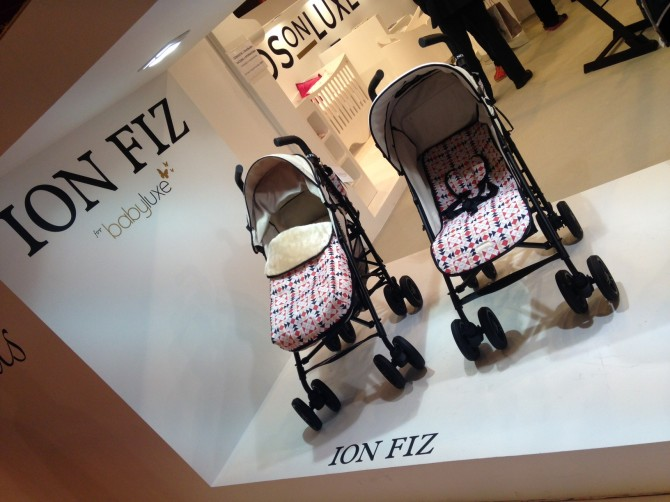 Ion Fiz, Silla Ion Fiz Babyluxe, Blog Moda Infantil, La casita de Martina