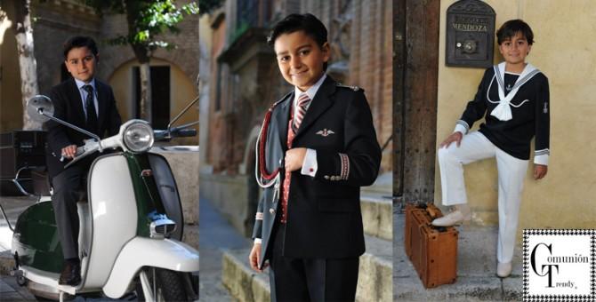 José Varón Trajes Comunión, Varones Trajes Comunión Niño, Trajes Marinero Comunión, Blog Moda Infantil