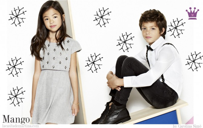 Mango Kids, Moda Infantil Mango, Blog Moda Infantil, Carolina Simo