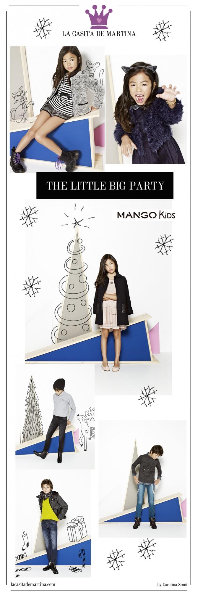 Mango niños, Ropa vestir niños Navidad, Blog Moda Infantil, Pajaritas niños,  La casita de Martina