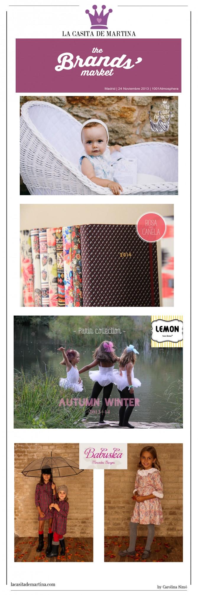 The Brands Market, Piupiuchick, Lilltle Angels, Mix it childrens, Tic Tac, Blog Moda Infantil