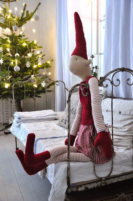 Habitaciones niños, Decoración Navidad, Ideas árbol Navidad, La casita de Martina, Blog Moda Infantil