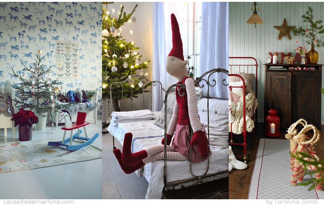 decoracion infantil navidad