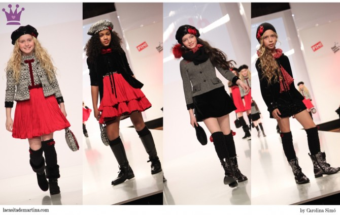 Barcarola Moda Infantil, Fimi, Fimi Fashion Show, La casita de Martina, Blog Moda Infantil