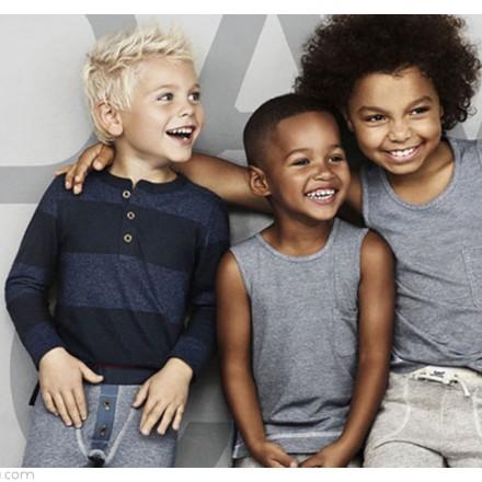 David Beckham, Moda infantil H&M, La casita de Martina, Blog Moda Infantil