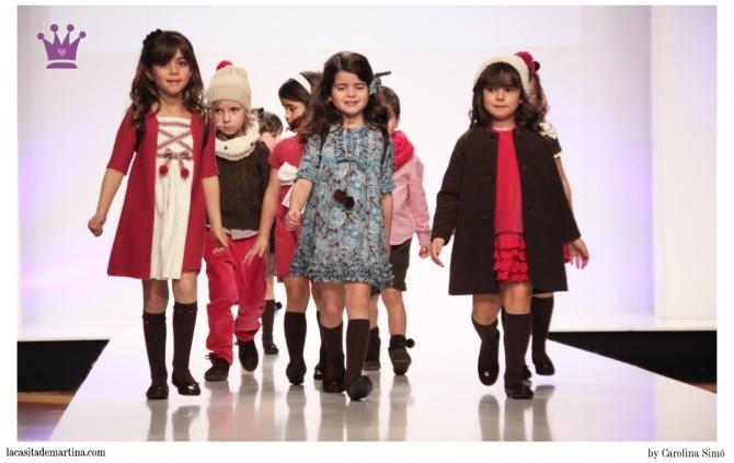Elisa Menuts, Fimi, Fimi Fashion Show,  La casita de Martina, Blog Moda Infantil
