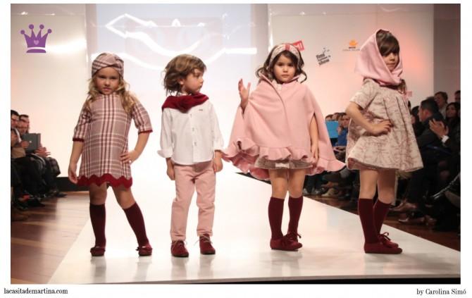José Varón, Fimi, Fimi Fashion Show, La casita de Martina, Blog Moda Infantil