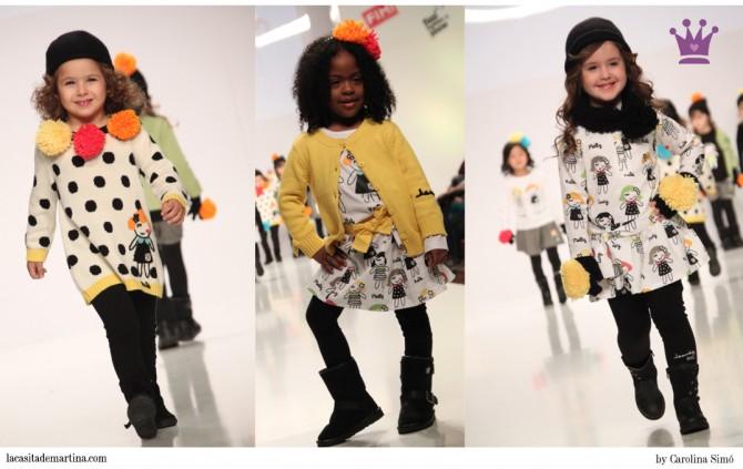 Lourdes Moda Infantil, Fimi, Fimi Fashion Show, La casita de Martina, Blog Moda Infantil