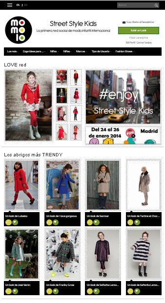 Momolo, Street Style Kids, La casita de Martina, Blog Moda Infantil