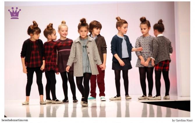 N+v Nieves Álvarez Moda Infantil, Fimi, Fimi Fashion Show, La casita de Martina, Blog Moda Infantil