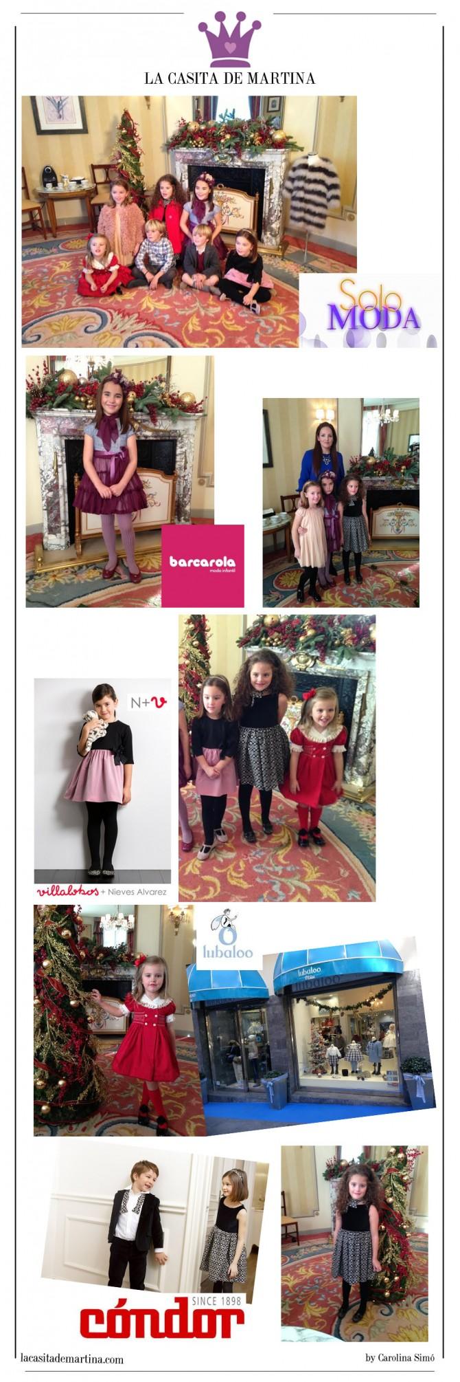 Programa Solo Moda TVE1, Nieves Álvarez, Blog Moda Infantil, Marcas Moda Infantil, Carolina Simó,  La casita de Martina