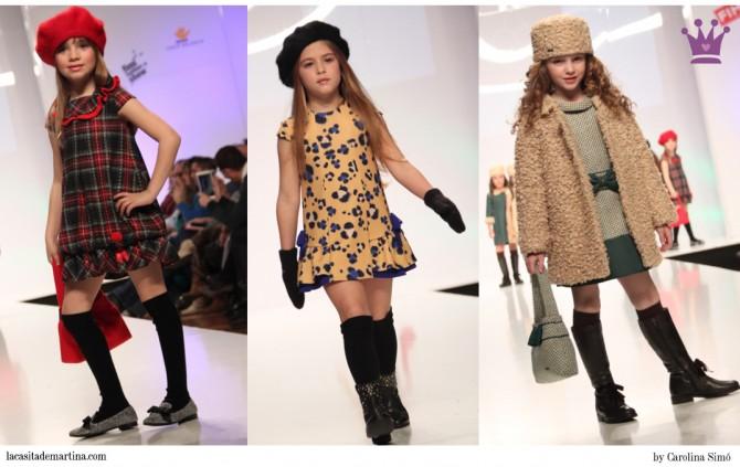 Sanmar moda infantil, Fimi, Fimi Fashion Show, La casita de Martina, Blog Moda Infantil
