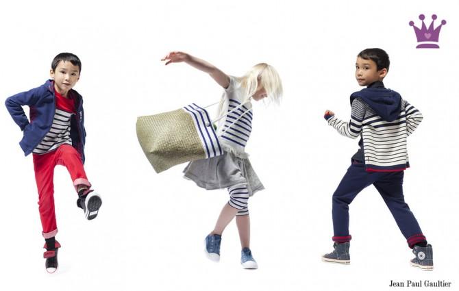 Jean Paul Gaultier, Blog Moda Infantil, La casita de Martina, Carolina Simo