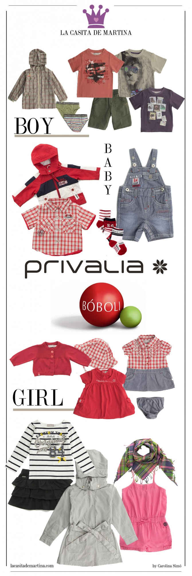 Privalia, Bóboli, Moda Infantil, La casita de Martina, Blog Moda Infantil,  Fashion Kids