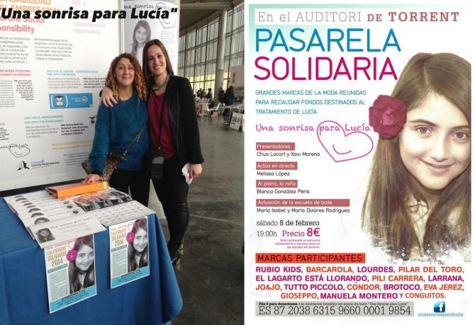 Una sonrisa para Lucía, FIMI, Blog Moda Infantil